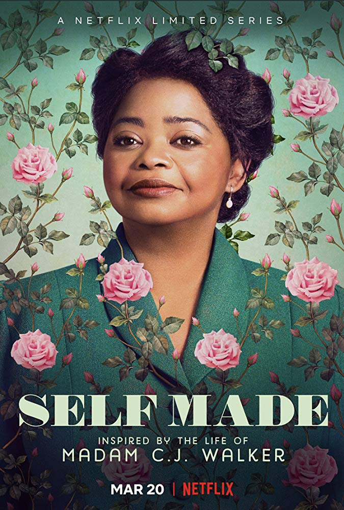Self Made: Inspired by the Life of Madam C.J. Walker kapak