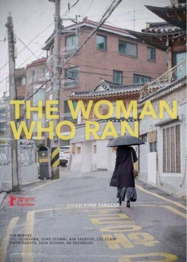 The Woman Who Ran kapak