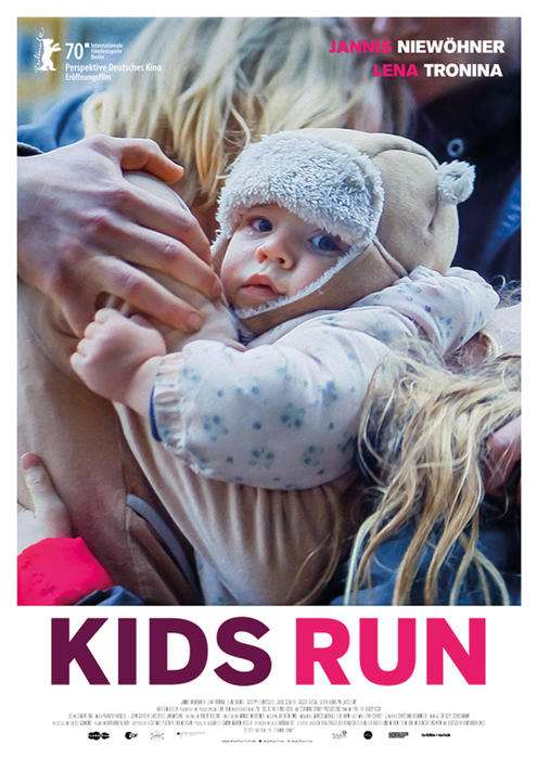 Kids Run kapak
