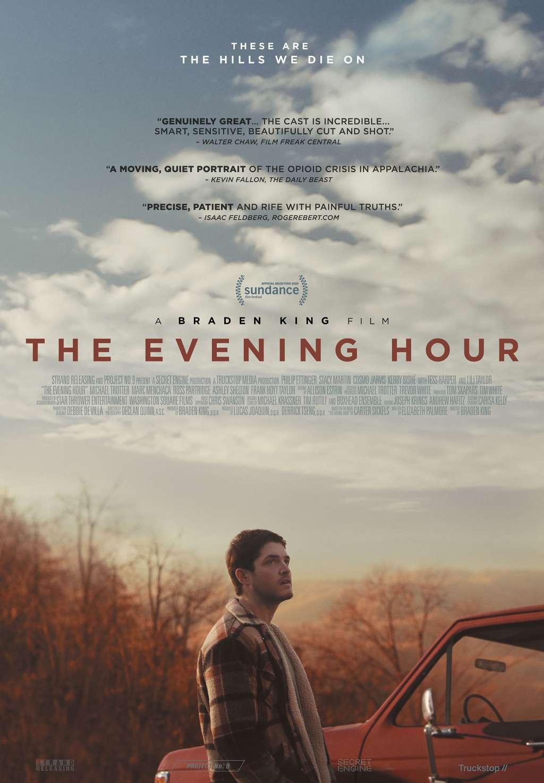 The Evening Hour kapak