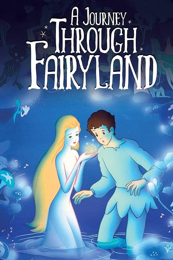 A Journey Through Fairyland kapak