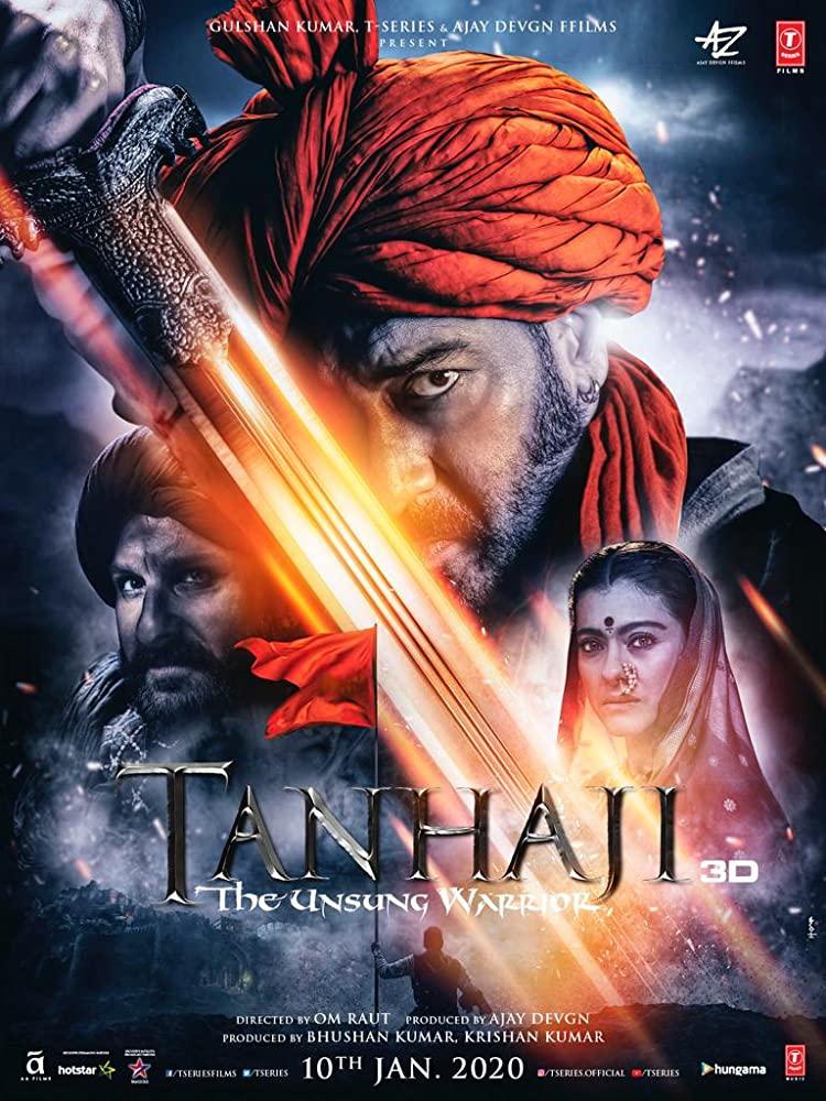 Tanhaji: The Unsung Warrior kapak