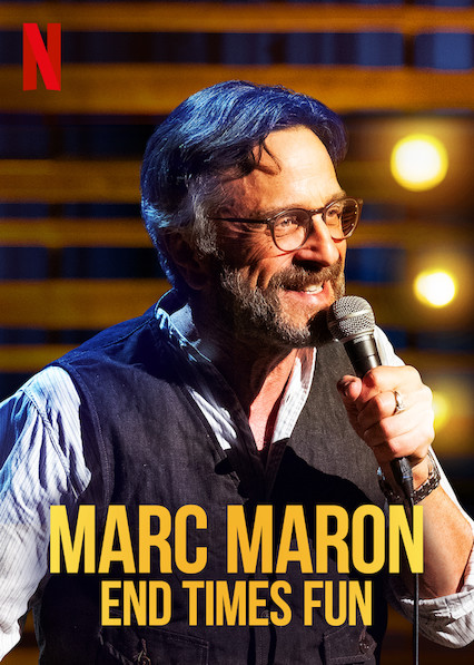 Marc Maron: End Times Fun kapak