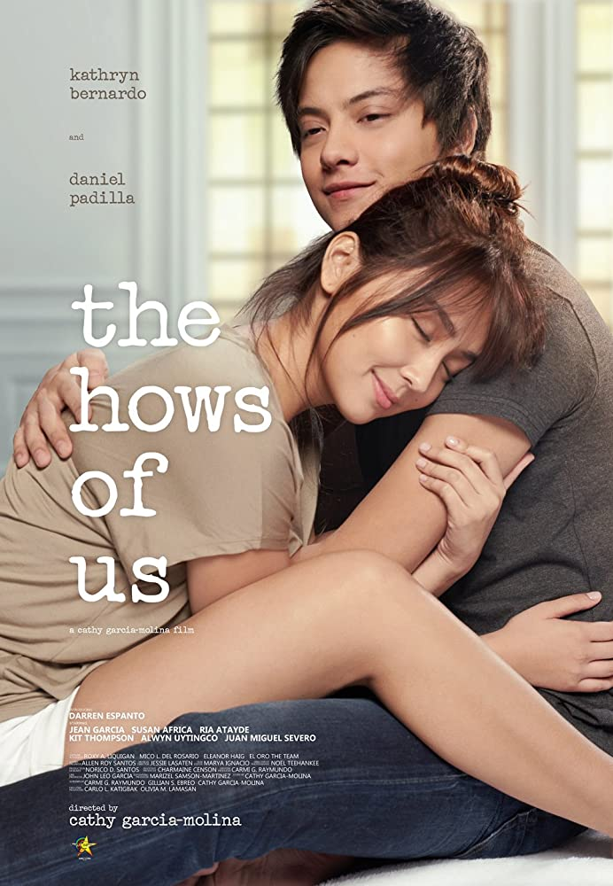 The Hows of Us kapak