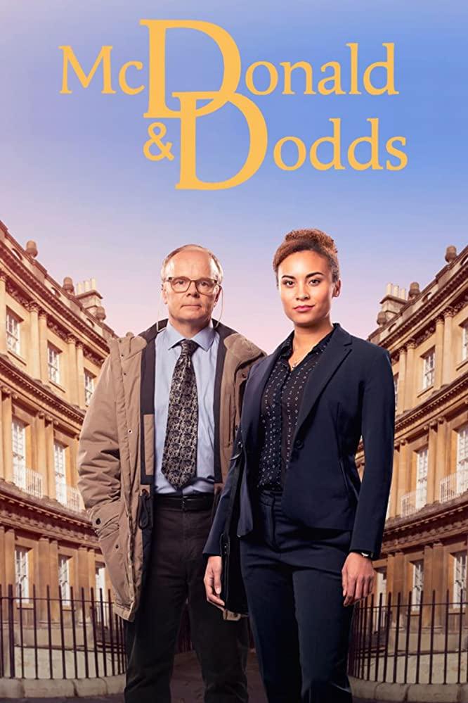 McDonald & Dodds kapak