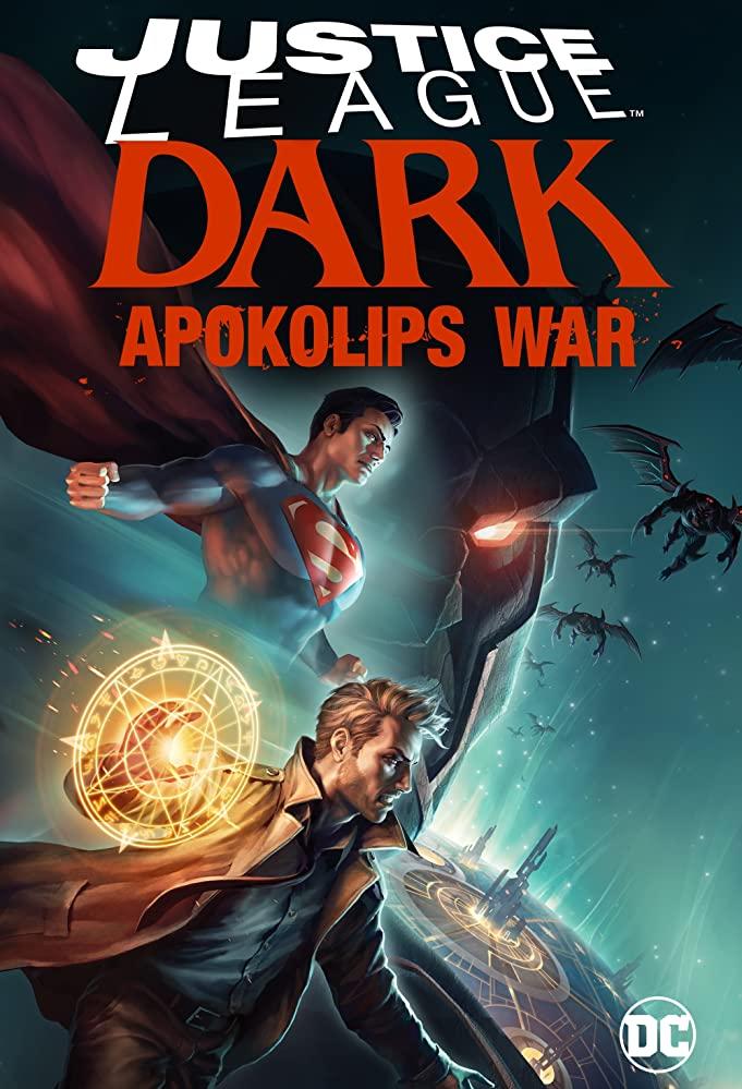 Justice League Dark: Apokolips War kapak