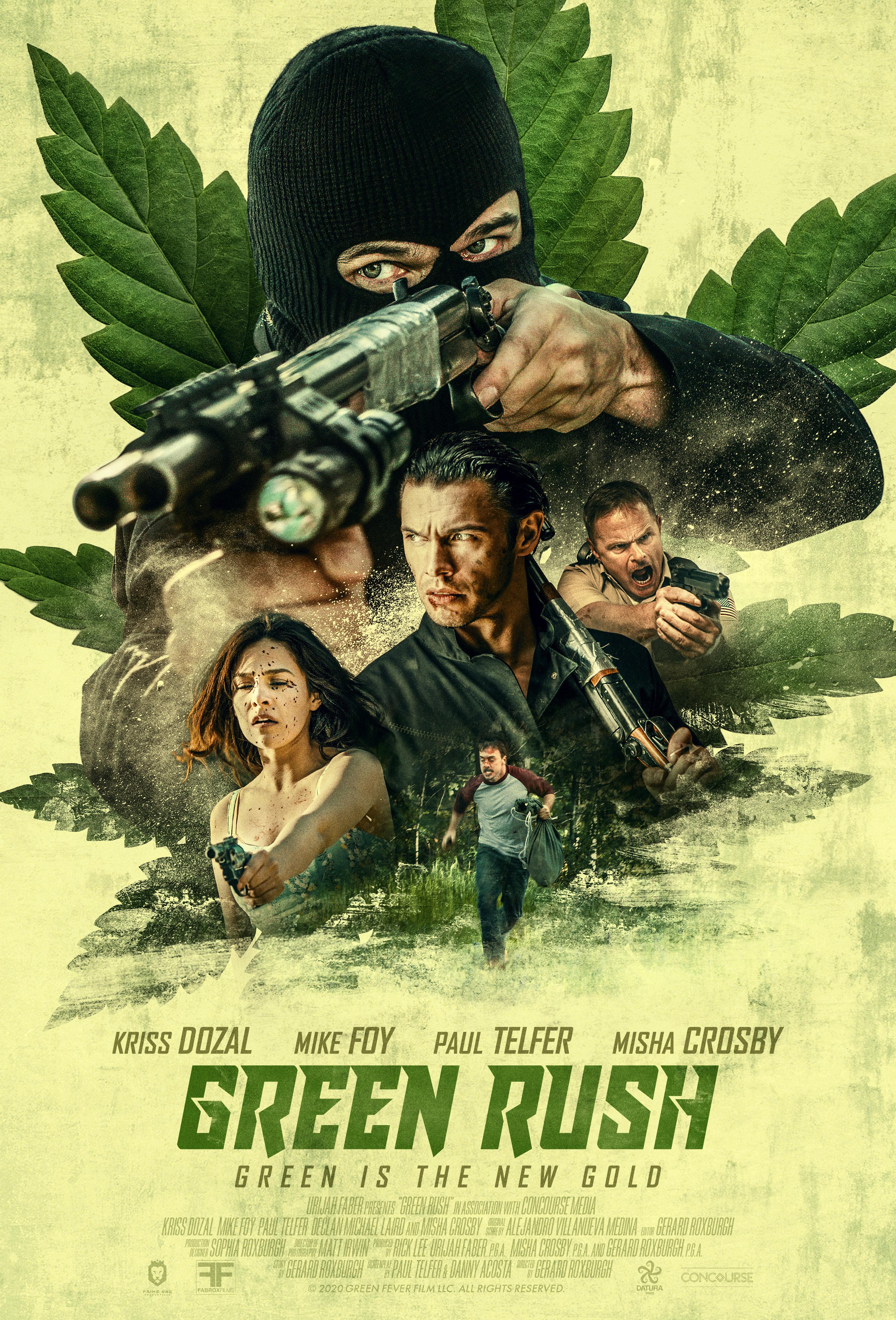 Green Rush kapak