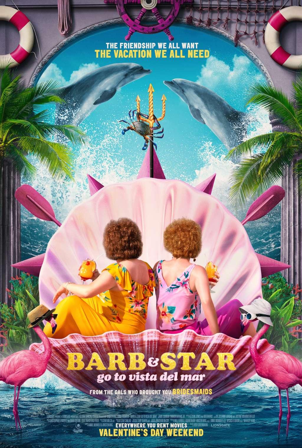 Barb and Star Go to Vista Del Mar kapak