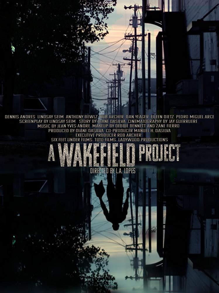 A Wakefield Project kapak