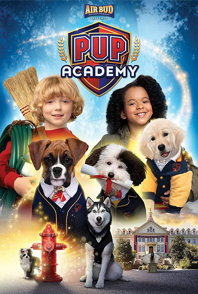 Pup Academy kapak