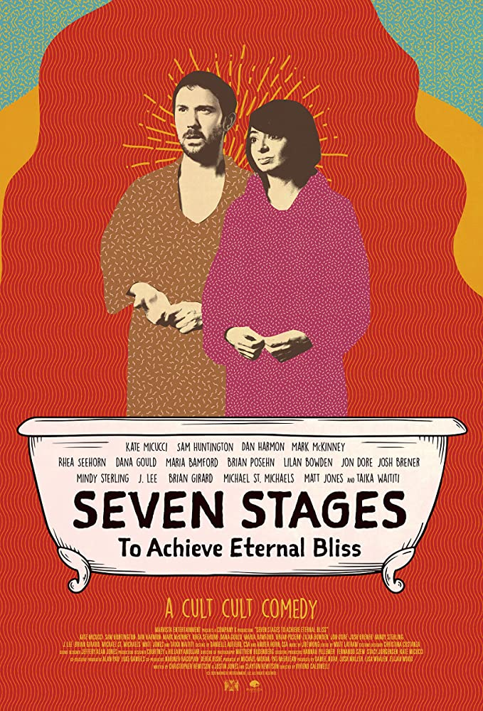 Seven Stages to Achieve Eternal Bliss kapak