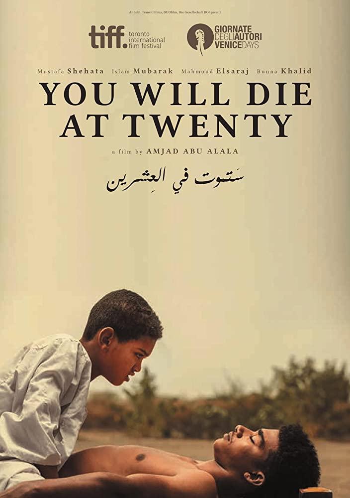 You Will Die at 20 kapak