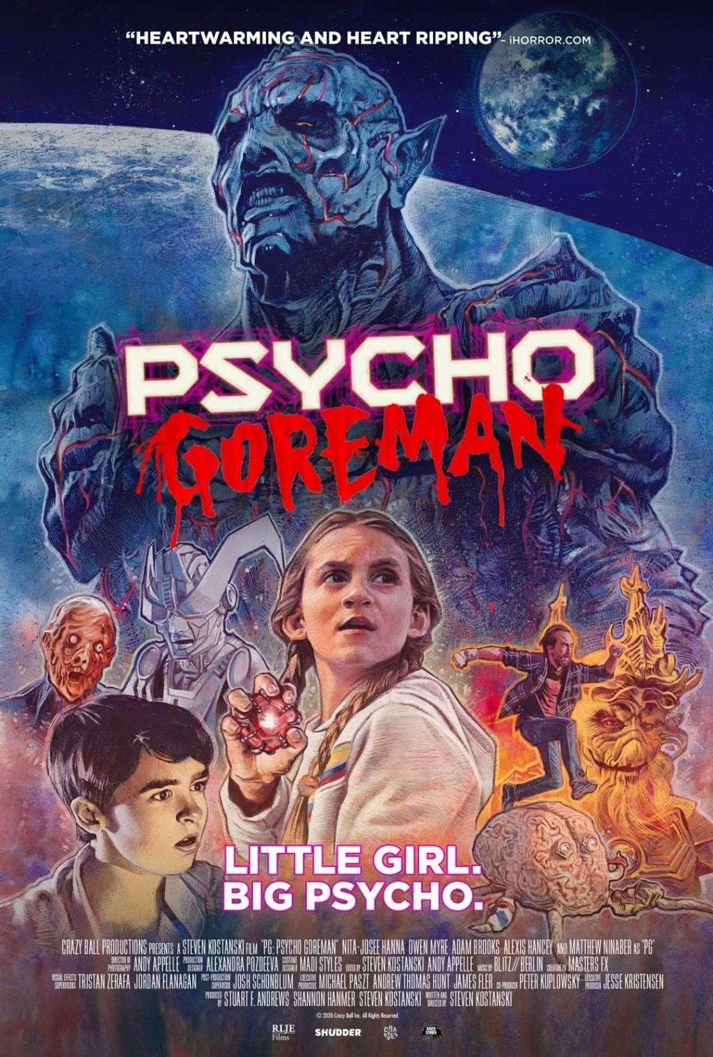 Psycho Goreman kapak