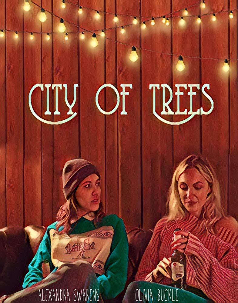 City of Trees kapak