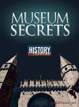 Museum Secrets kapak