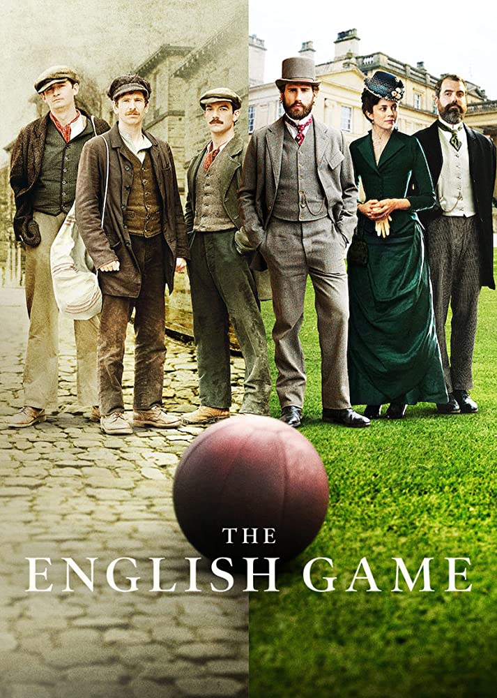 The English Game kapak