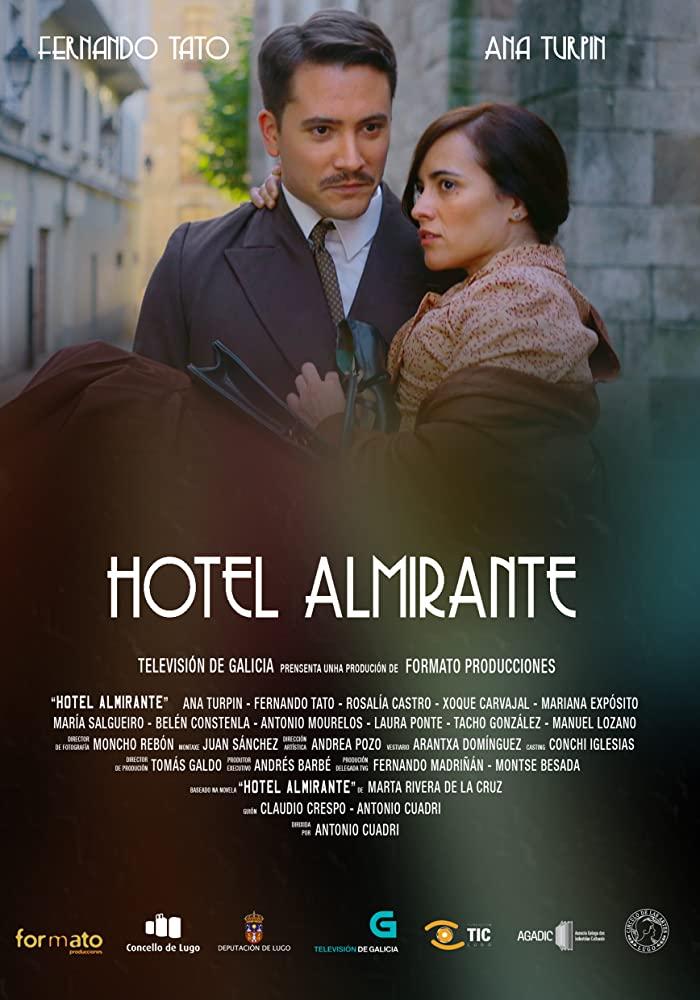 Hotel Almirante kapak