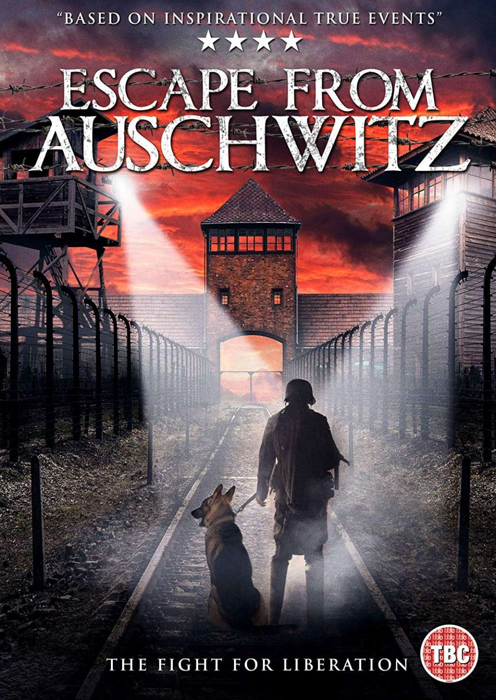 Escape from Auschwitz kapak
