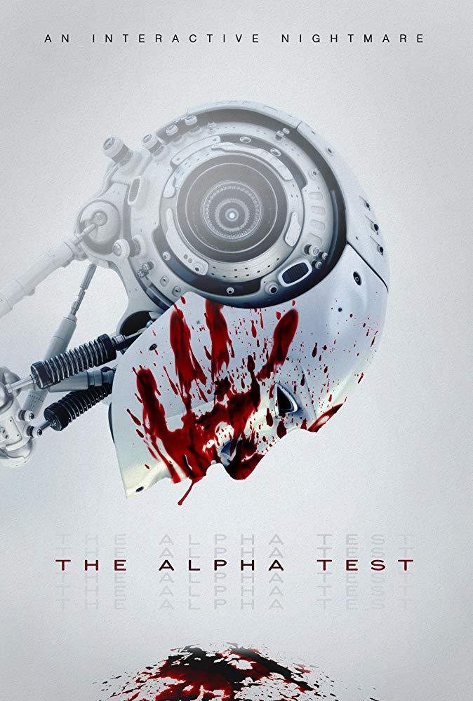The Alpha Test kapak