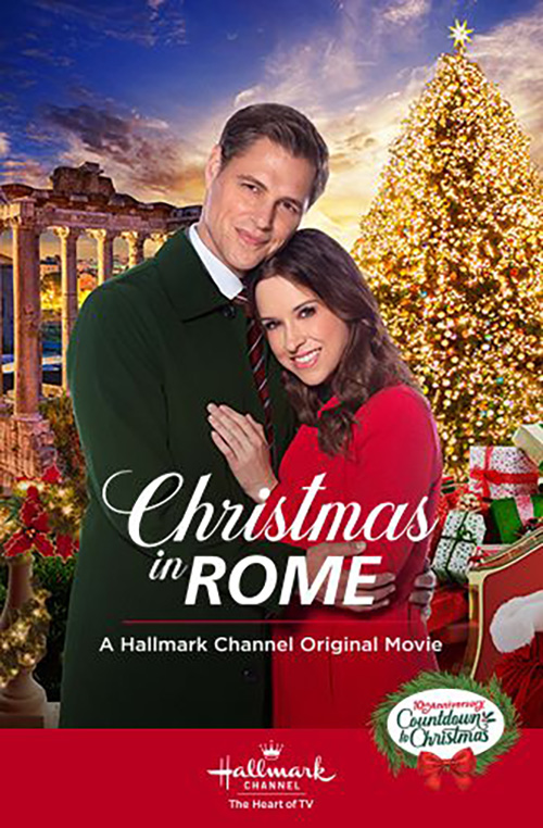 Christmas in Rome kapak