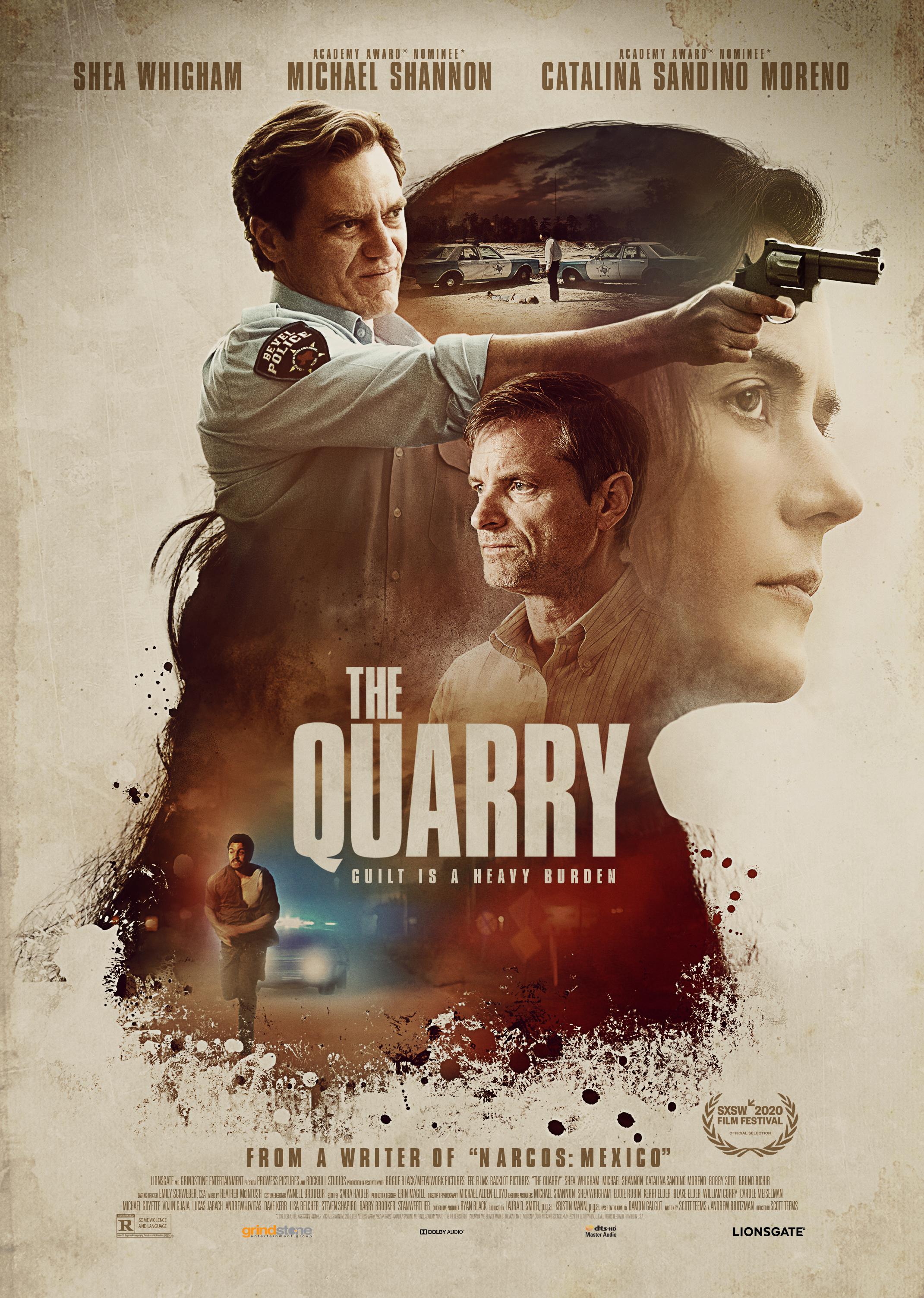 The Quarry kapak