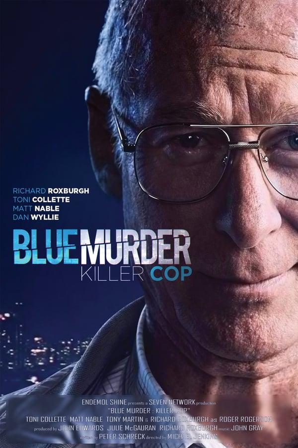 Blue Murder: Killer Cop kapak
