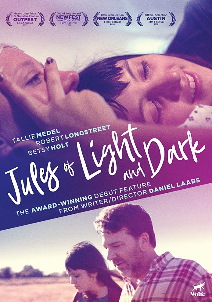 Jules of Light and Dark kapak