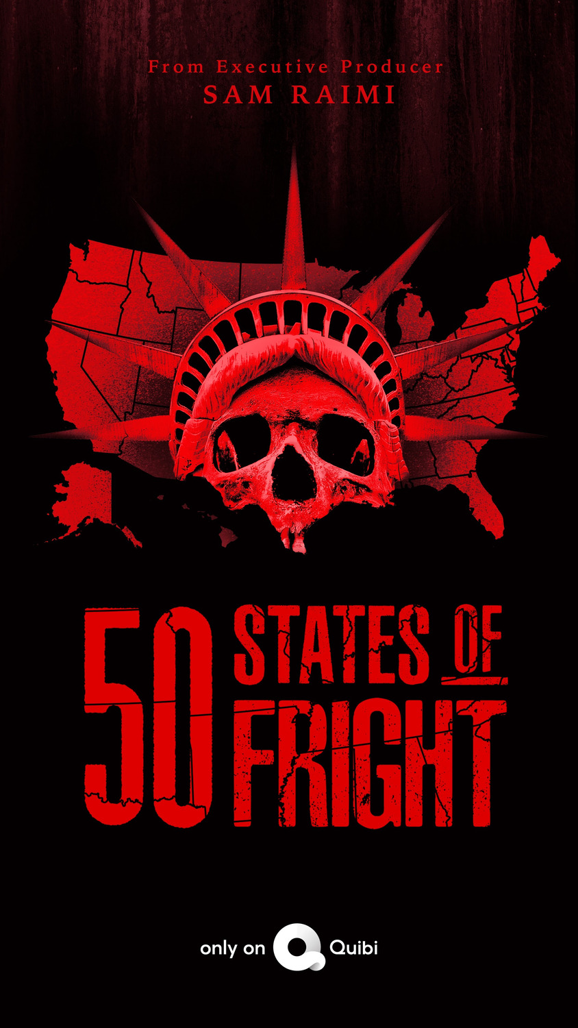 50 States of Fright kapak