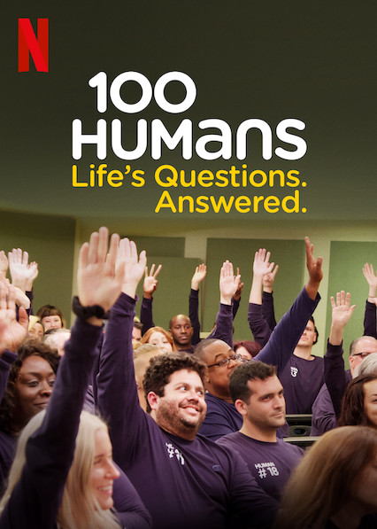100 Humans: Life's Questions. Answered. kapak