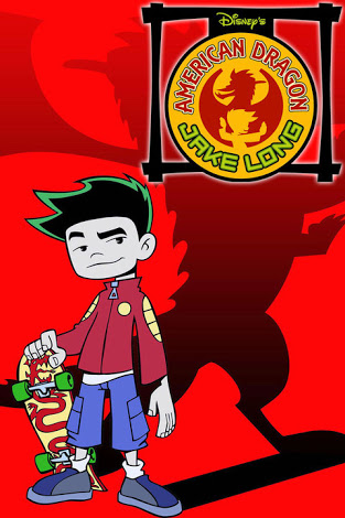 American Dragon: Jake Long kapak