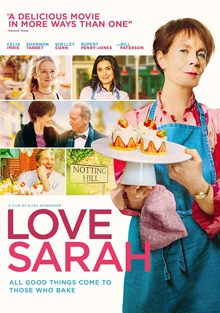 Love Sarah kapak