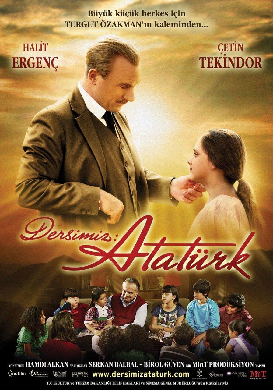 Dersimiz: Atatürk kapak
