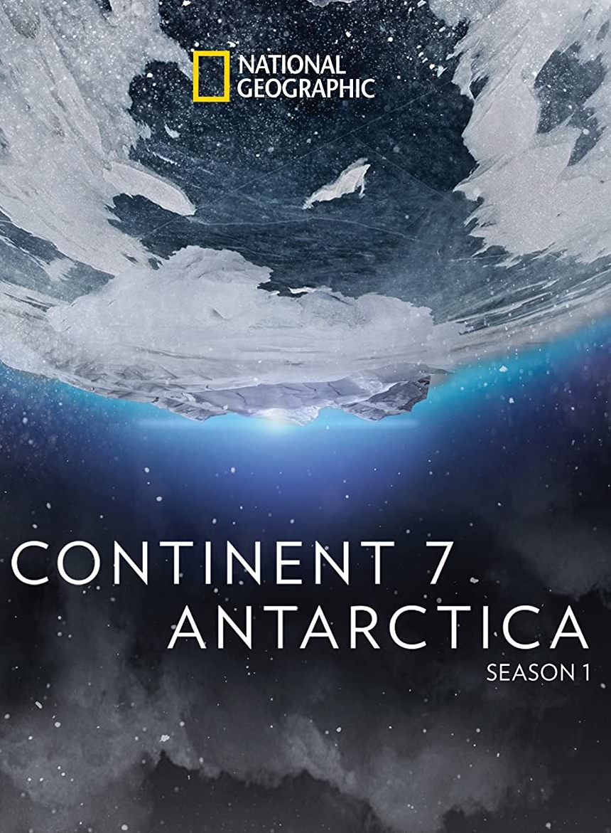 Continent 7: Antarctica kapak