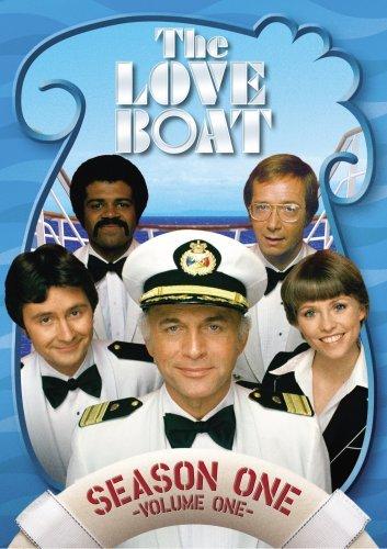 The Love Boat kapak