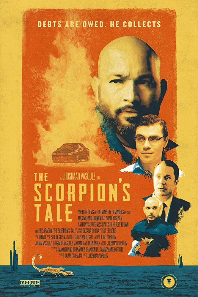 The Scorpion's Tale kapak