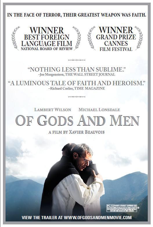 Of Gods and Men kapak