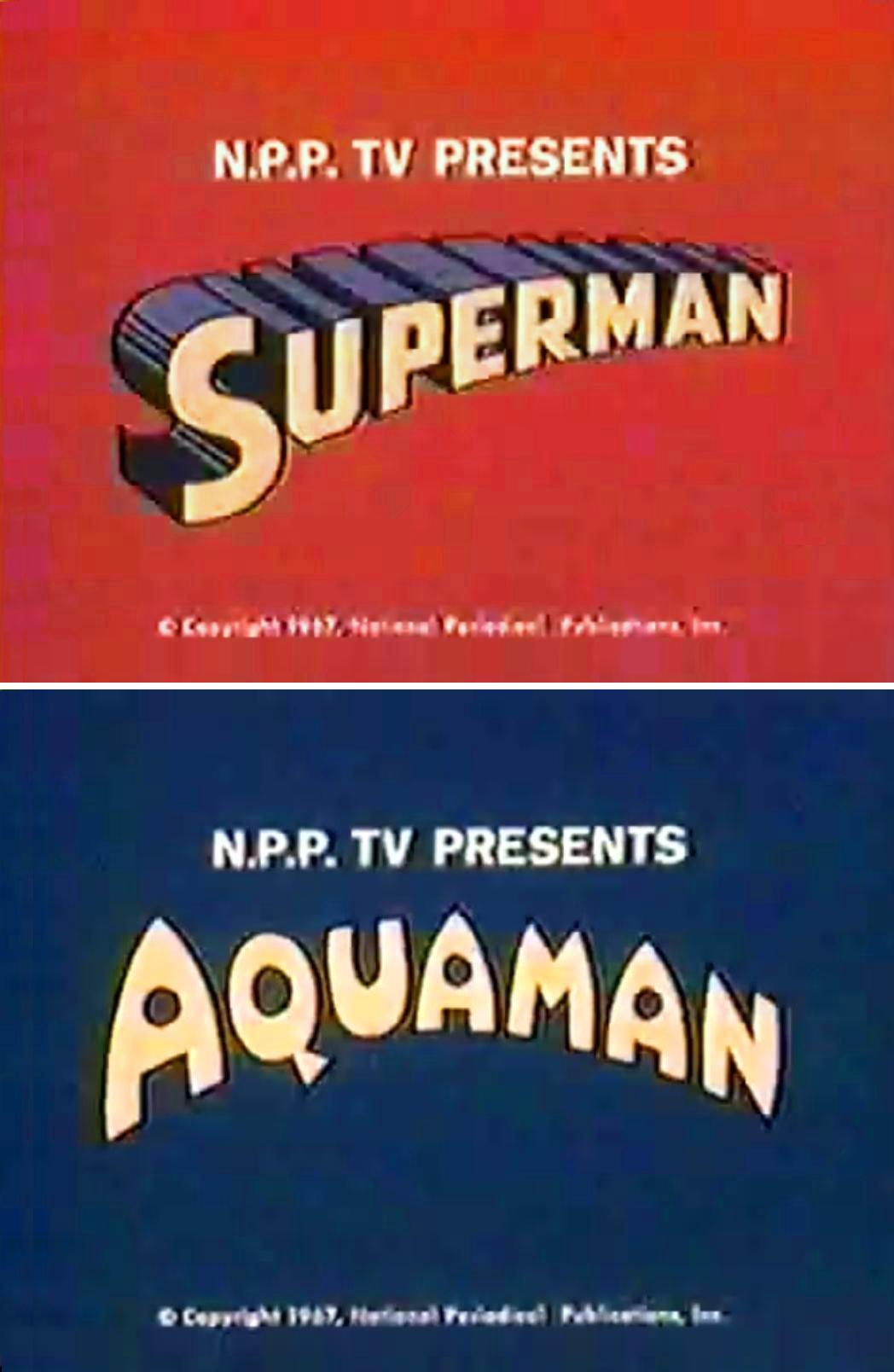The Superman/Aquaman Hour of Adventure kapak