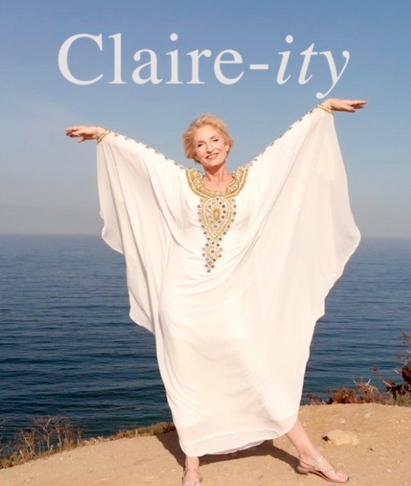 Claire-ity kapak