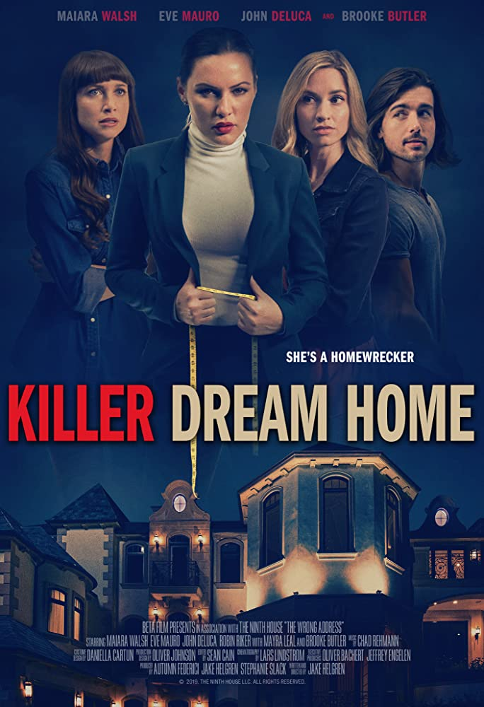 Killer Dream Home kapak