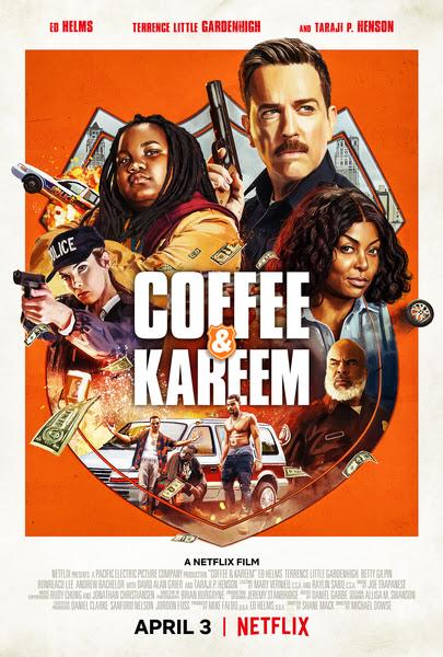 Coffee & Kareem kapak