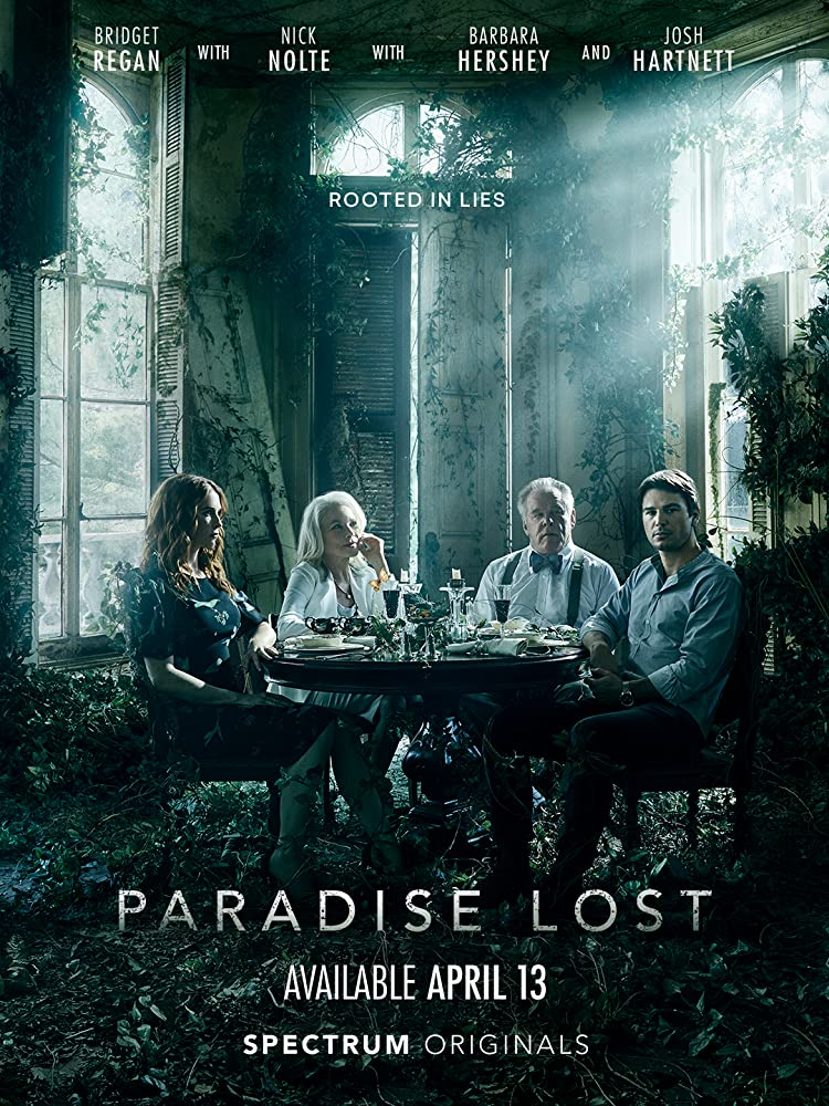 Paradise Lost kapak