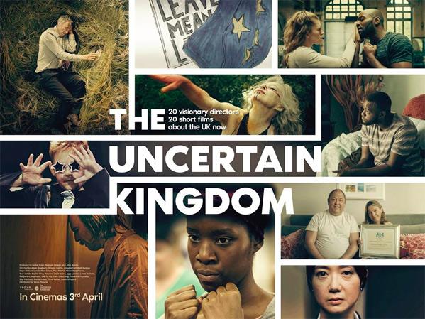 The Uncertain Kingdom kapak