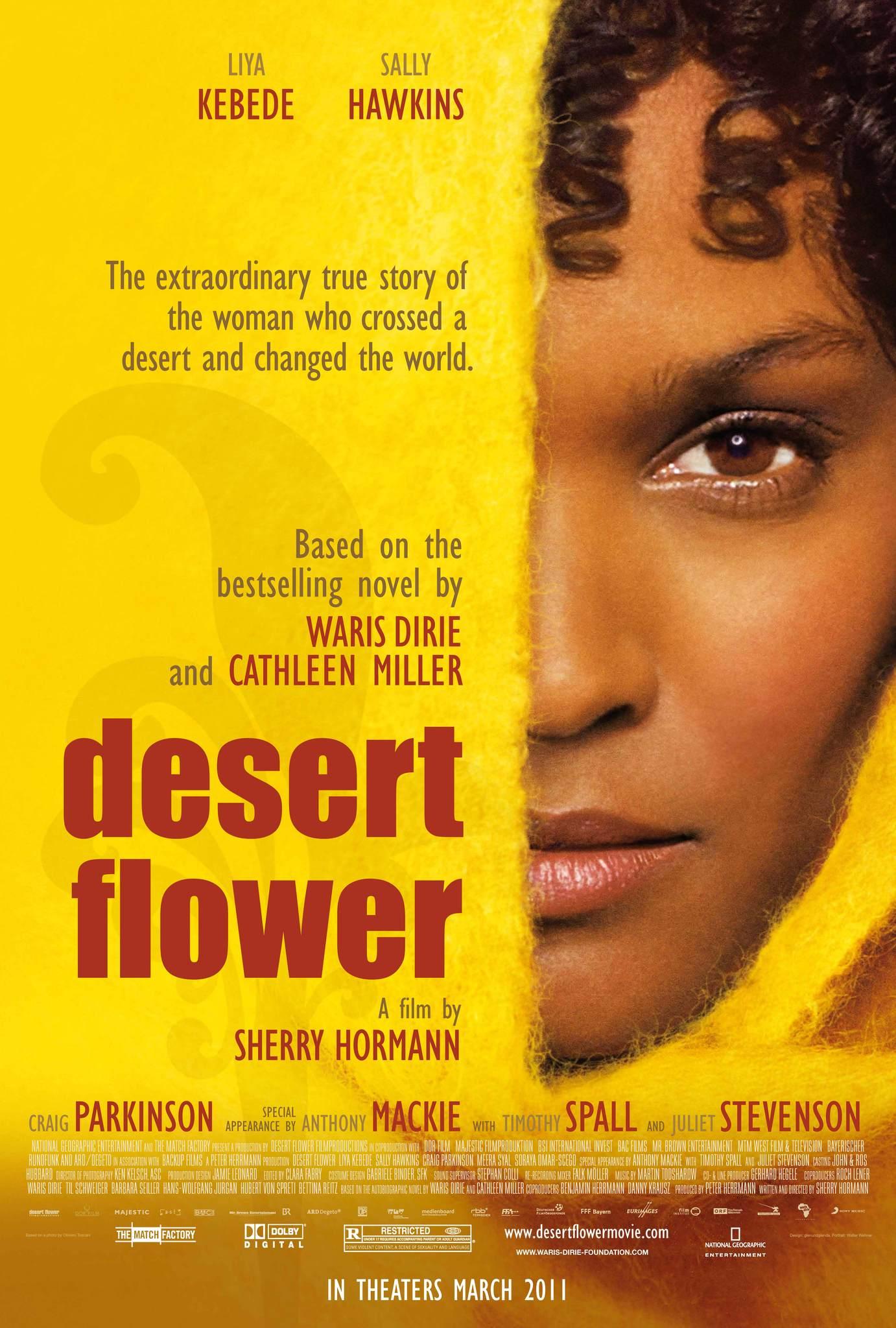 Desert Flower kapak