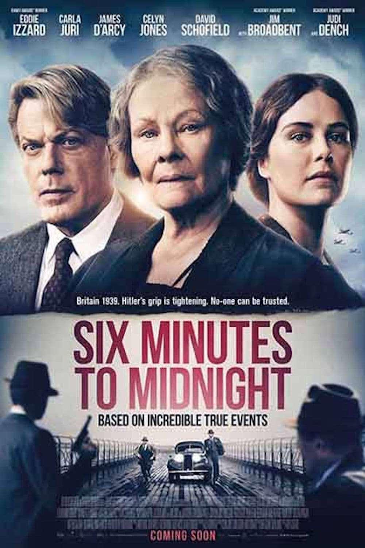 Six Minutes to Midnight kapak