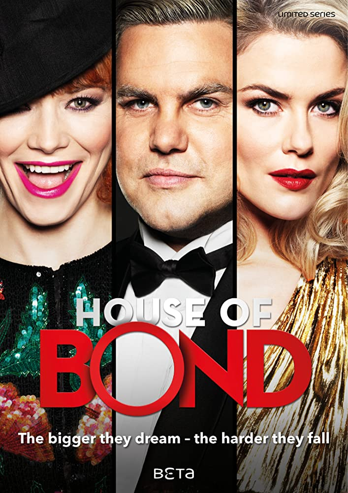 House of Bond kapak