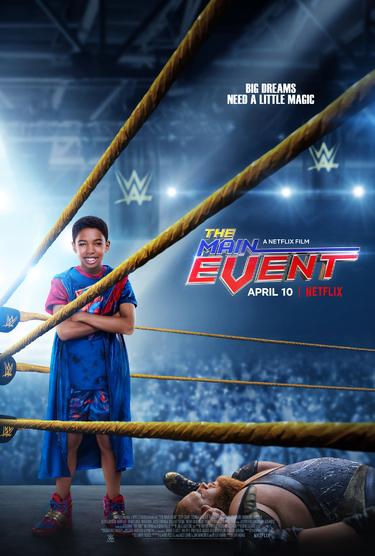 The Main Event kapak