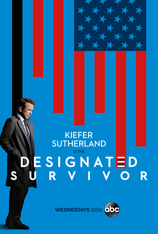 Designated Survivor kapak