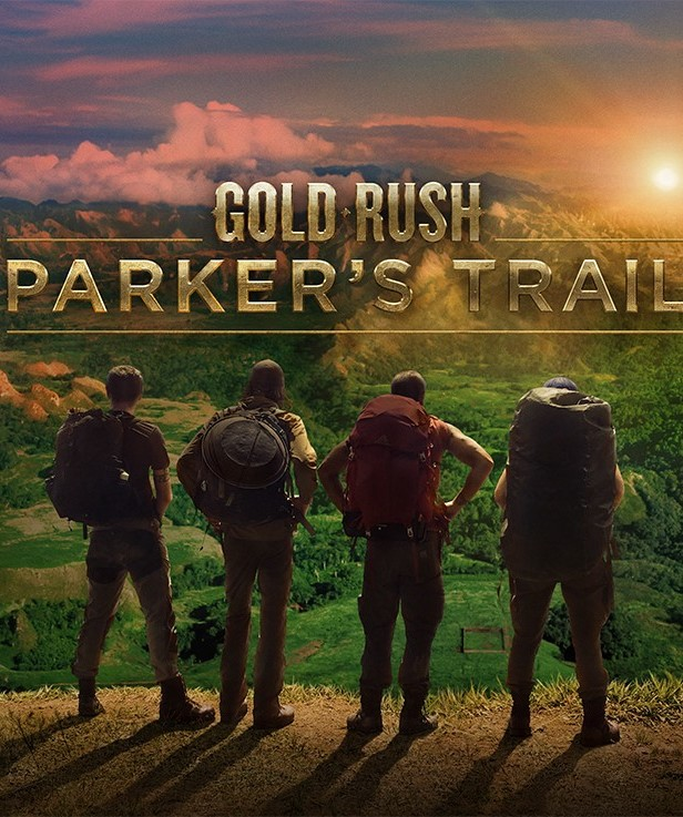 Gold Rush: Parker's Trail kapak