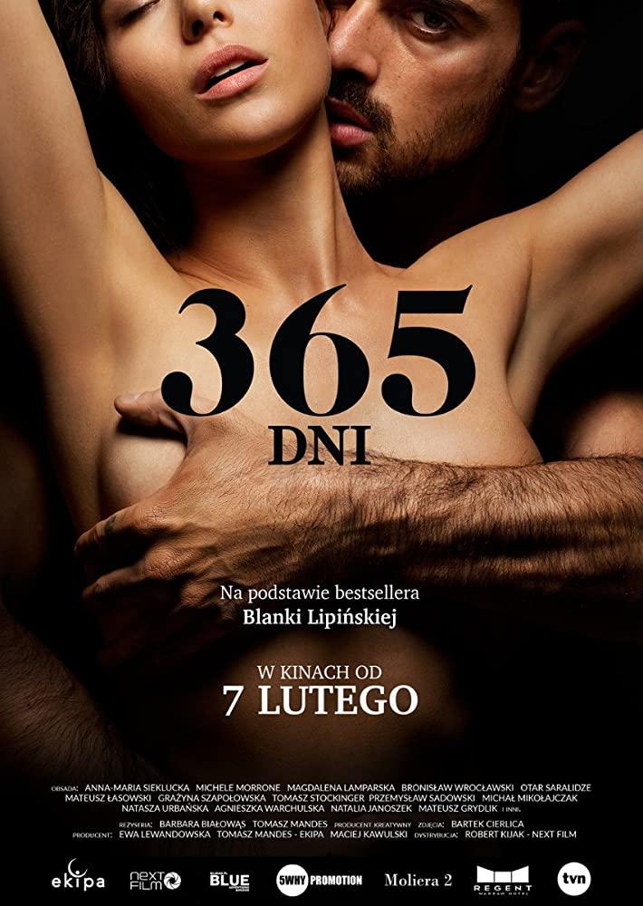 365 Days kapak