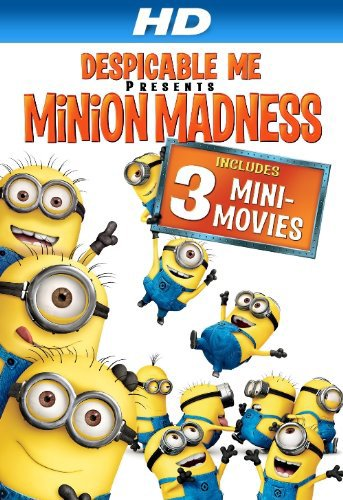 Despicable Me: Minion Madness kapak